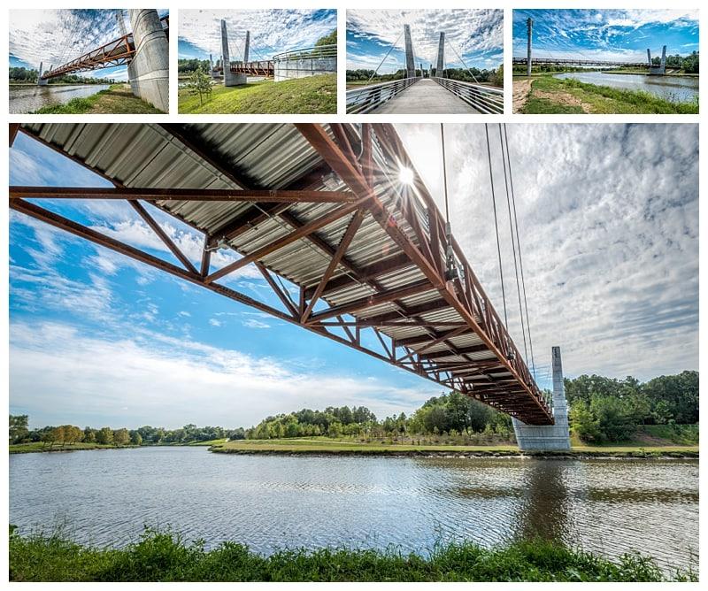 Mason Park Apartments: Mason Park Bridge » Houston Real Estate Photography